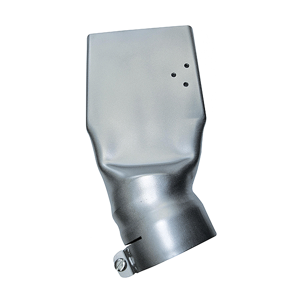 Wide slot nozzle