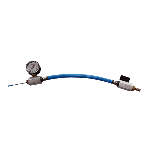 Test needle PVC